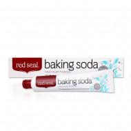 Red Seal Baking soda - balinanti dantų pasta su soda, skirta turintiems dantų apnašų bei pigmento